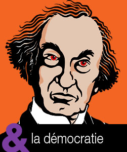 John A Macdonald icone democratie